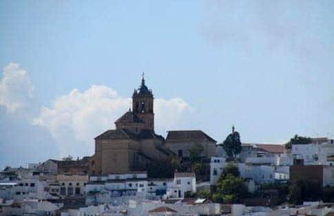 parroquia santiago montilla