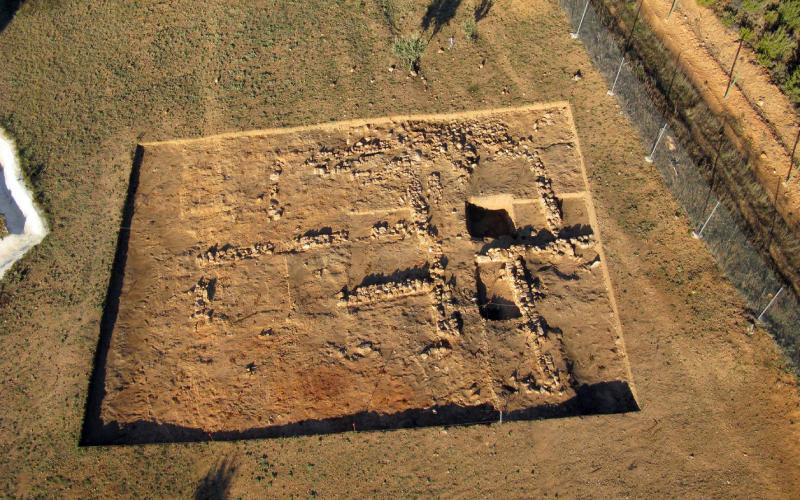 Pars Rustica de la Villa Romana de Noheda