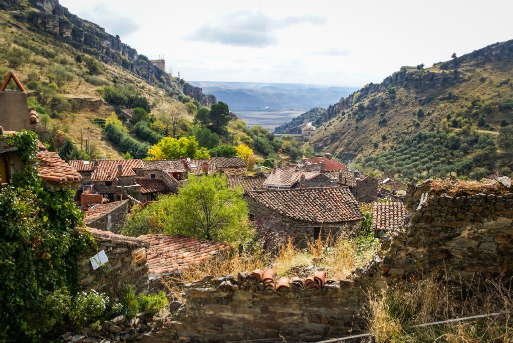 Patones pueblos medievales más bonitos de España