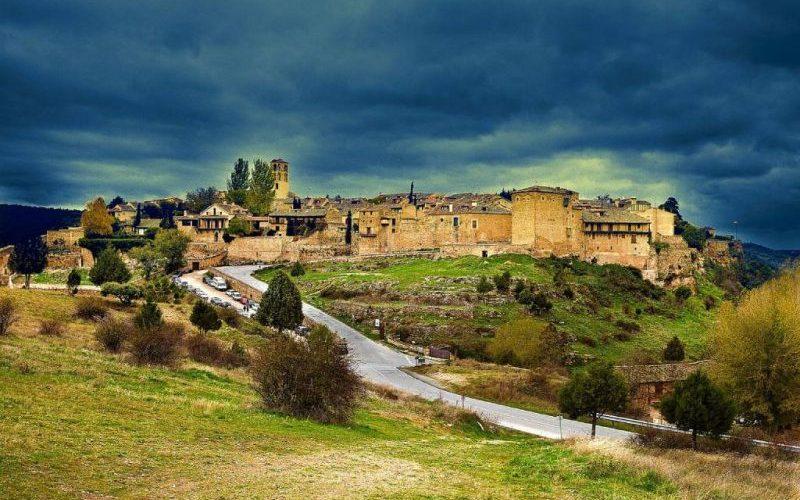 pueblos más bonitos de Segovia Pedraza de la Sierra