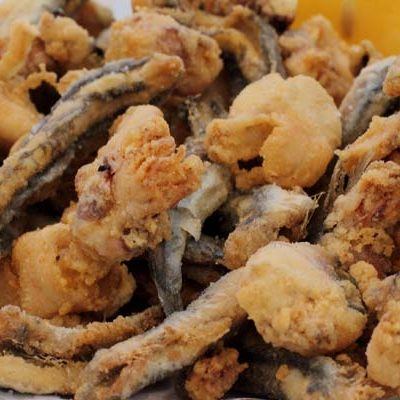 Recipe for Fried Fish