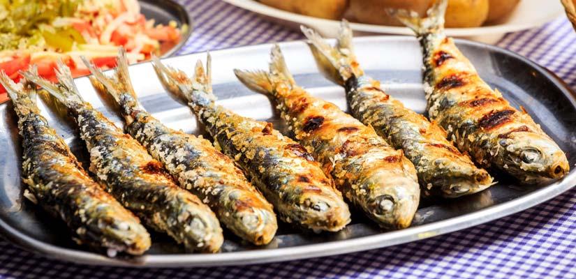 pescado de temporada