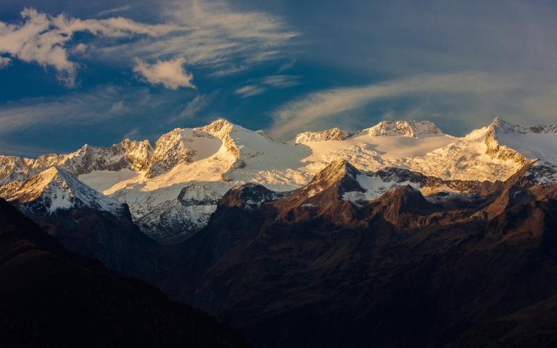 Pico del Aneto y la Maladeta