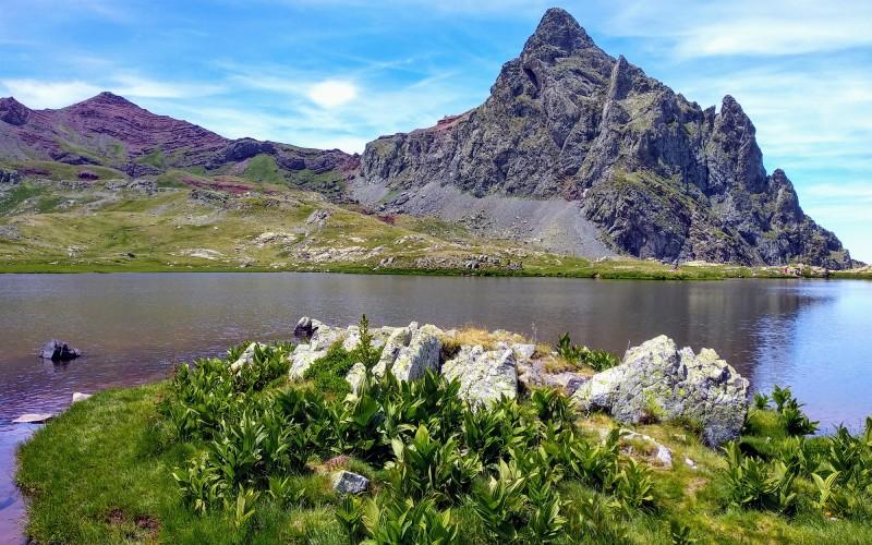 Pico Anayet, en el Valle de Tena