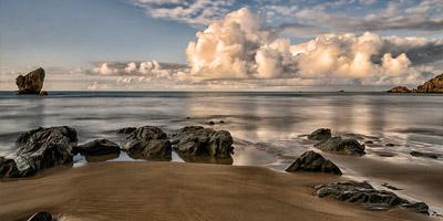 playa aguilar muros nalon