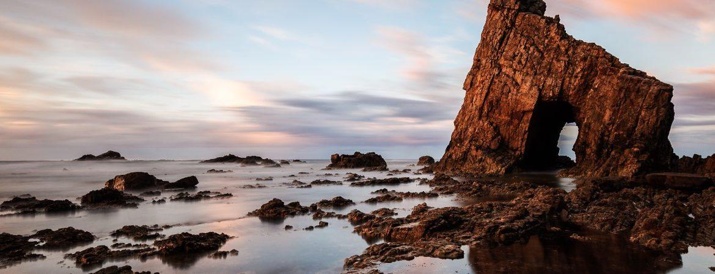 Principal Playas secretas Asturias Campiecho
