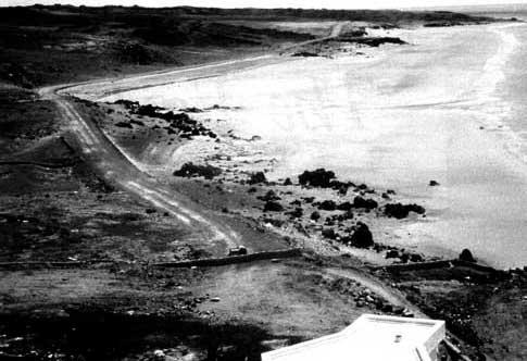 playa grande fotografia antigua