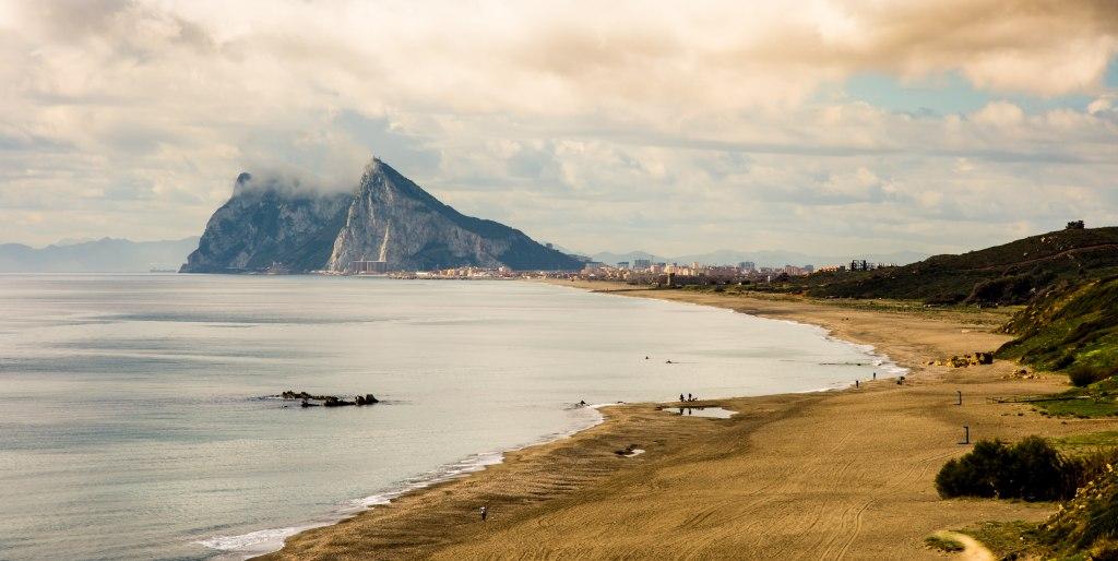 Playa de la Alcaidesa en La Línea de la Concepción