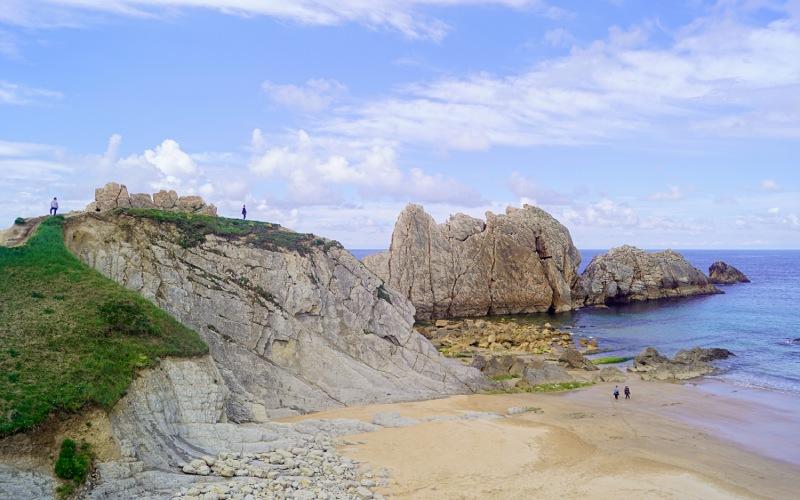 Playa Covachos, Soto de la Marina