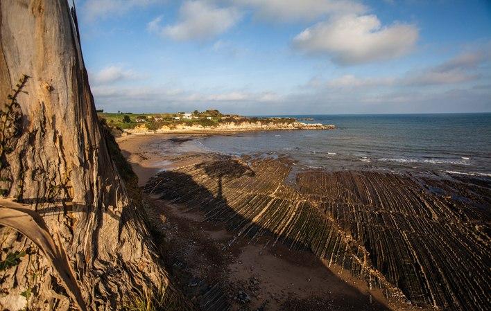 Playa de San Pedro de Antromero
