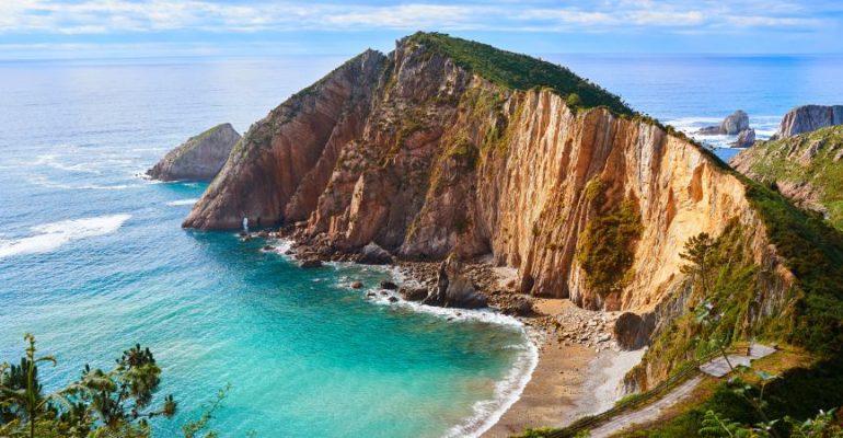 La playa del Silencio, un homenaje a la tranquilidad   El Rincón del Finde