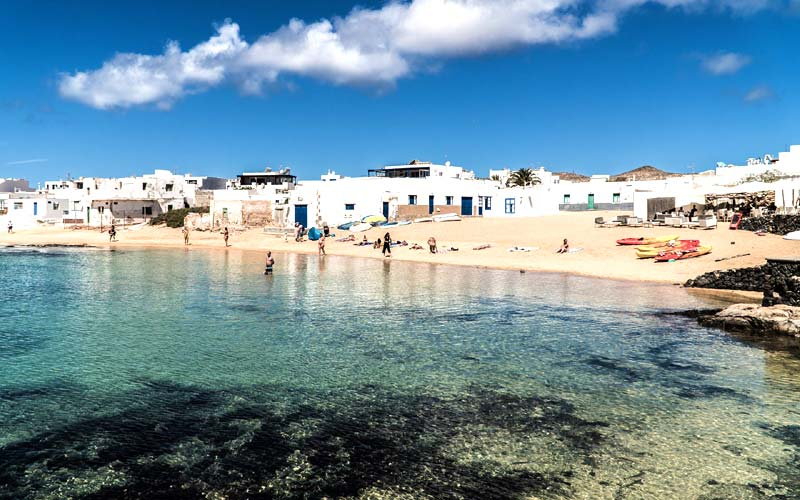 playas canarias