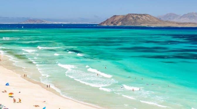 Playas canarias para desconectar