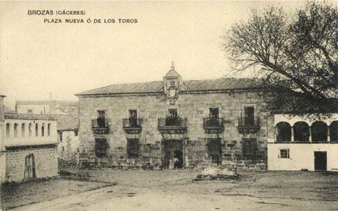 Plaza Nueva o de los Toros de Brozas
