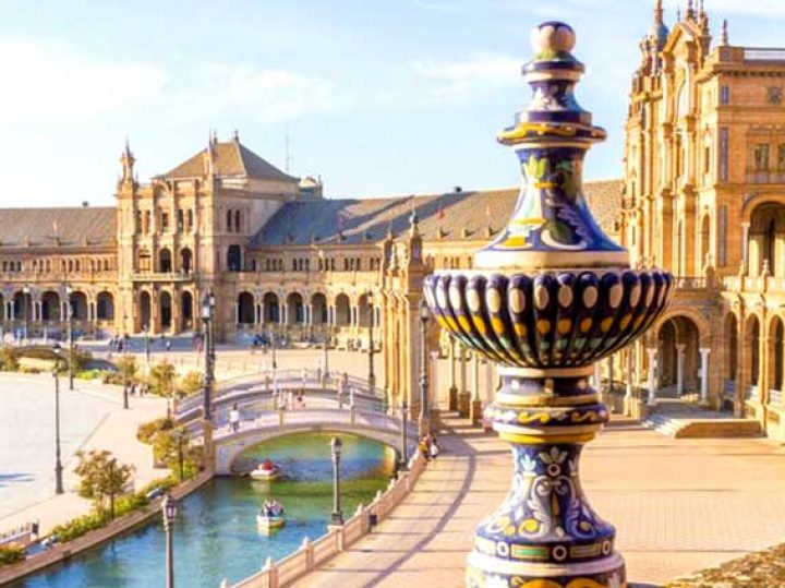 Qué ver en Parque de María Luisa y Plaza de España Sevilla