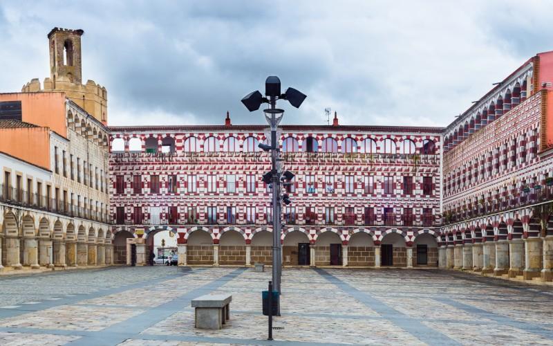 Plaza Alta, Badajoz