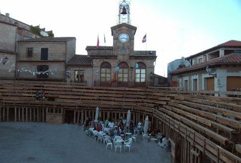 plaza toros fermoselle