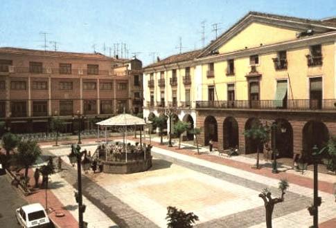 plaza espana alfaro