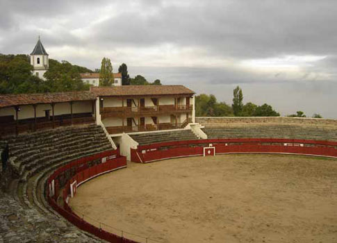 Plaza de Toros de Béjar más antigua España
