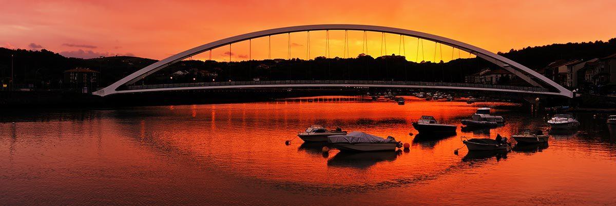 Pont du 1er Mai en Euskadi