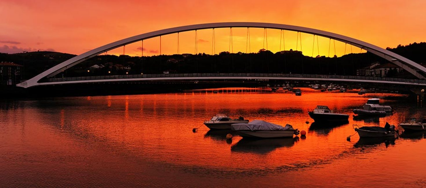 Puente de Mayo en Euskadi