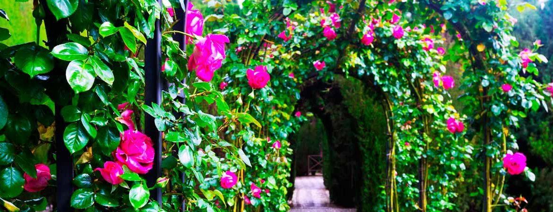 jardines con encanto
