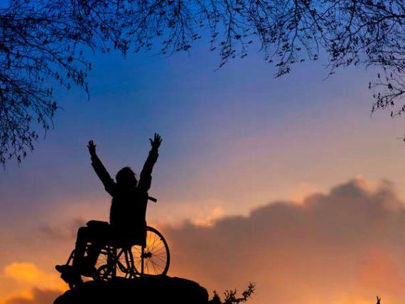 El Camino de Santiago para personas con discapacidad