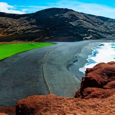 5 de las playas más curiosas de España