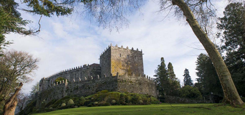 visitar mejores castillos soutomaior rias baixas