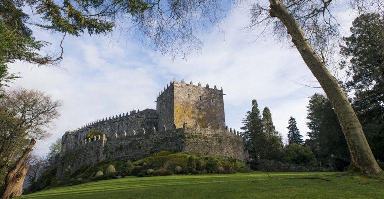 Castillo de Soutomaior, nuevo emblema de las Rías Baixas