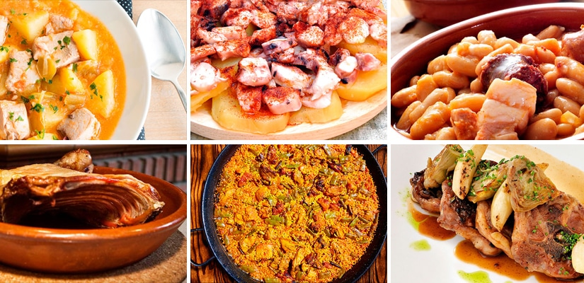 vuelta con apetito espana fascinante