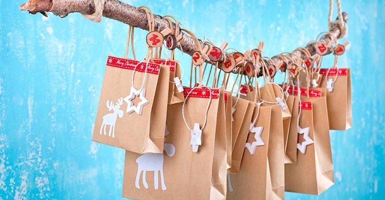Regalos de Navidad artesanales