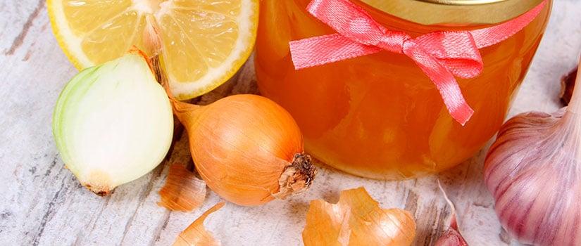 alimentos contra resfriado cebolla