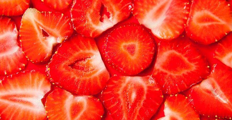 Fresas y fresones, la alegría de la huerta