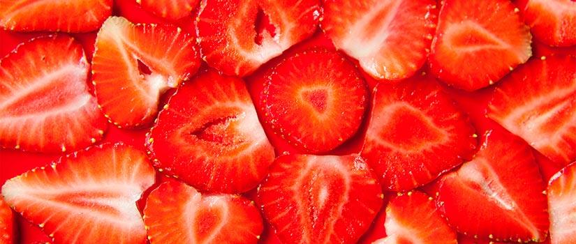 fresas fresones