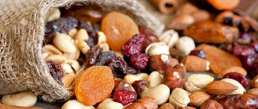 propiedades frutos secos