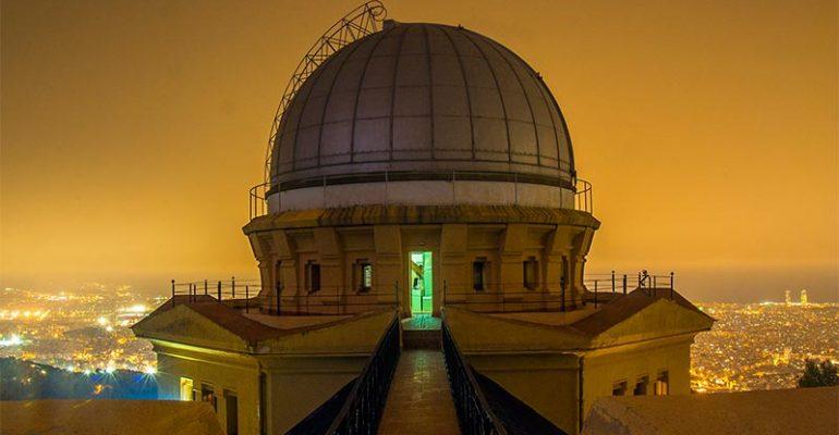 Cena con Estrellas en el Observatorio Fabra