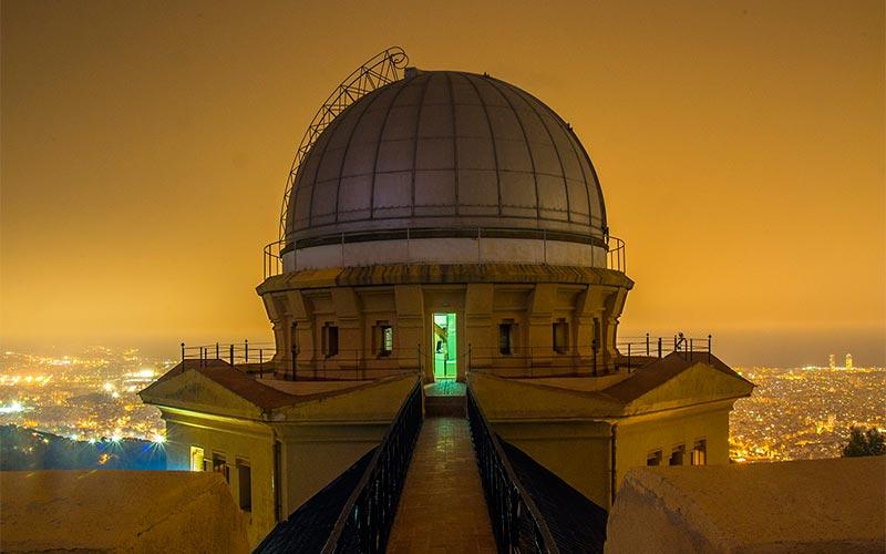eventos cenas bajo las estrellas observatorio fabra