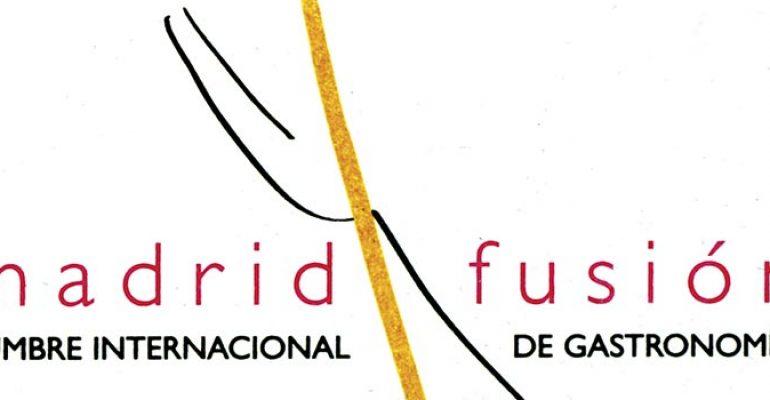 Cumbre Internacional de gastronomía Madrid Fusión