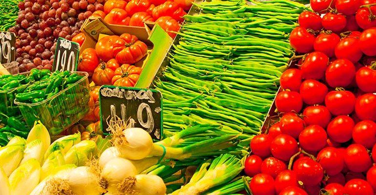 Mercados en Barcelona; la mejor gastronomía