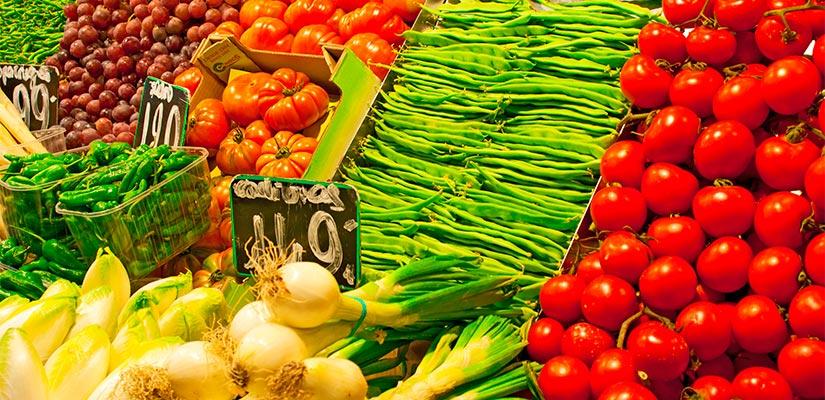 mercados barcelona espana fascinante