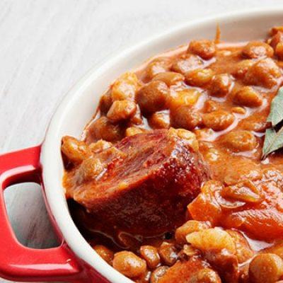 Chorizo Lentils Recipe