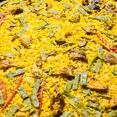 Classic Spanish Paella Recipe