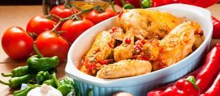 pollo chilindron