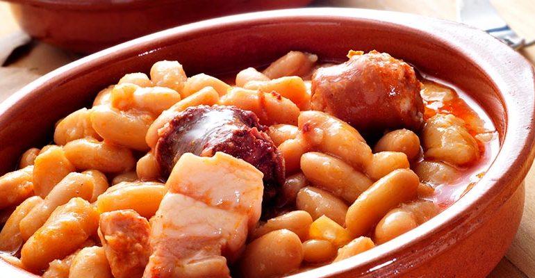 Receta de fabada asturiana