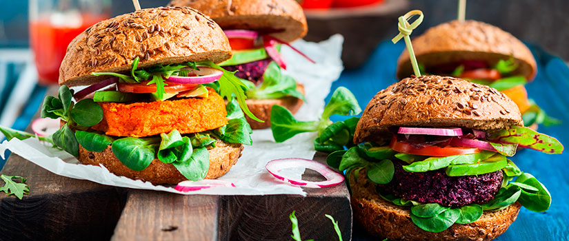 restaurantes veganos madrid hamburguesas
