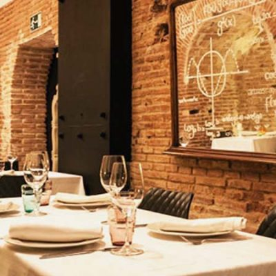 5 Romantic Restaurants in Madrid