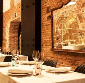 5 restaurantes románticos Madrid