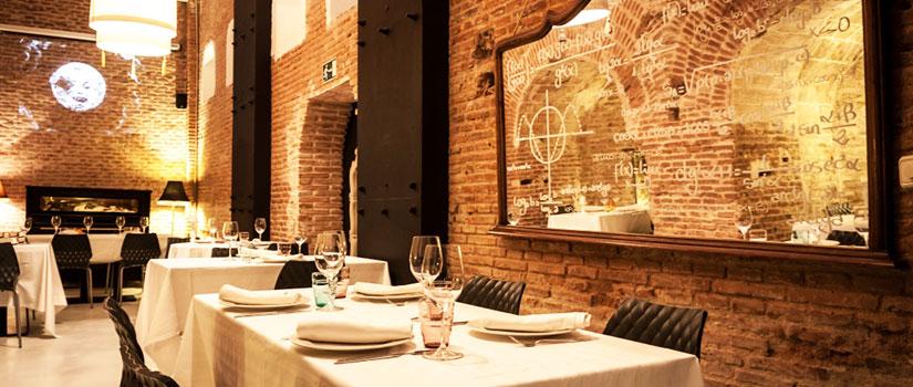 restaurantes romanticos madrid