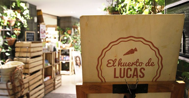 El Huerto de Lucas: oasis natural en Chueca